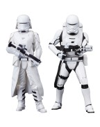 Star Wars Episode VII ARTFX+ Statue 2-Pack First Order Snowtrooper & Flametrooper 18 cm