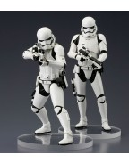 Star Wars Episode VII ARTFX+ First Order Stormtrooper 18 cm