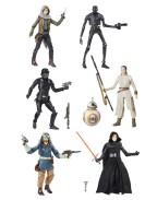 Star Wars Episode VII Black Series Action Figures 15 cm 2016 Wave 3