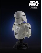 Star Wars Episode VII Bust 1/6 First Order Snowtrooper PGM Exclusive 13 cm