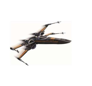 Star Wars Episode VII The Force Awakens Diecast Modell Poe's X-Wing Fighter 15 cm