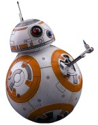 Star Wars Episode VIII Movie Masterpiece Action Figure 1/6 BB-8 11 cm