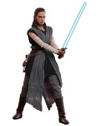 Star Wars Episode VIII Movie Masterpiece Action Figure 1/6 Rey Jedi Training 28 cm