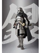 Star Wars Meisho Movie Realization Action Figure Ashigaru Taisho Captain Phasma 18 cm
