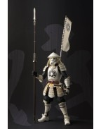 Star Wars MMR Action Figure Yari Ashigaru Stormtrooper Tamashii Web Exclusive 18 cm