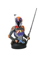 Star Wars Rebels Bust 1/7 Sabine Wren 15 cm