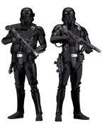 Star Wars Rogue One ARTFX+ Statue 2-Pack Death Trooper 20 cm