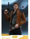 Star Wars Solo Movie Masterpiece Action Figure 1/6 Han Solo 31 cm