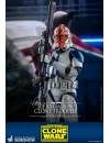 Star Wars The Clone Wars Action Figure 1/6 501st Battalion Clone Trooper (Deluxe) 30 cm