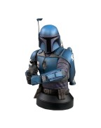 Star Wars The Mandalorian Bust 1/6 Death Watch Previews Exclusive 18 cm