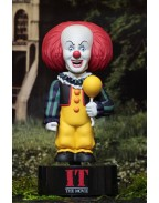 Stephen King's It 1990 Body Knocker Bobble-Figure Pennywise 16 cm