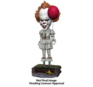 Stephen King's It 2017 Head Knocker Bobble-Head Pennywise 20 cm