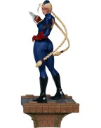 Street Fighter Statue 1/3 Cammy: Decapre 71 cm