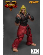 Street Fighter V Action Figure 1/12 Ken 18 cm