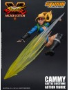 Street Fighter V Arcade Edition Action Figure 1/12 Cammy Battle Costume 15 cm