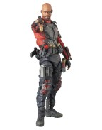 Suicide Squad MAF EX Action Figure Deadshot Previews Exclusive 15 cm