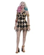 Suicide Squad Movie Masterpiece Action Figure 1/6 Harley Quinn Dancer Dress Version 29 cm