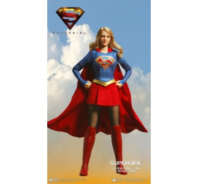 Supergirl Real Master Series Action Figure 1/8 Supergirl 23 cm