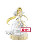 Sword Art Online Code Register EXQ PVC Statue Wedding Alice 21 cm