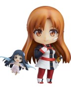 Sword Art Online Ordinal Scale Nendoroid PVC Action Figure Asuna & Yui Ordinal Scale Ver. 10 cm