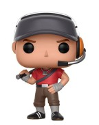 Team Fortress 2 POP! Games Vinyl Figure Scout 10 cm