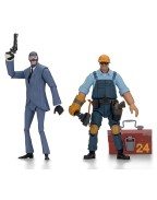Team Fortress Action Figures 18 cm Serie 3.5 BLU Assortment