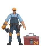 Team Fortress Action Figures 18 cm Serie 3.5 BLU Engineer