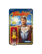 Teen Wolf ReAction Action Figure Teen Wolf Basketball 10 cm