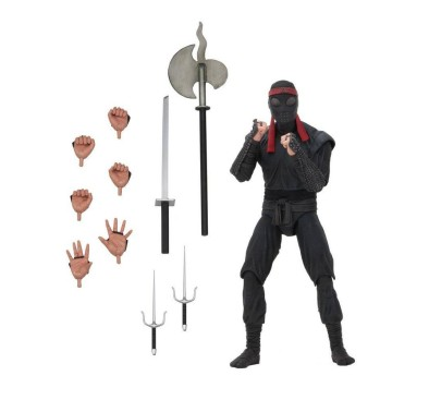 Teenage Mutant Ninja Turtles Action Figure Foot Soldier (Bladed) 18 cm
