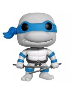 Teenage Mutant Ninja Turtles POP! Television Vinyl Figure Leonardo Greyscale Limited 10 cm