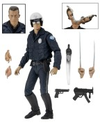 Terminator 2 Action Figure Ultimate T-1000 (Motorcycle Cop) 18 cm