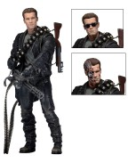 Terminator 2 Action Figure Ultimate Terminator T-800 18 cm