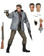Terminator Action Figure Ultimate T-800 (Tech Noir) 18 cm