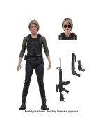 Terminator Dark Fate (2019) Sarah Connor Action Figure 18cm