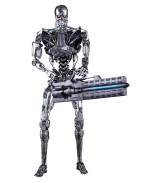 Terminator Genisys Movie Masterpiece 1/6 Endoskeleton 33 cm