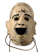 Texas Chainsaw Massacre Latex Mask Leatherface