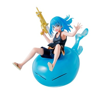 That Time I Got Reincarnated as a Slime Ichibansho PVC Statue Rimuru Summer 19 cm