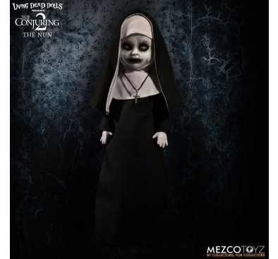 The Conjuring 2 Living Dead Dolls Doll The Nun 25 cm