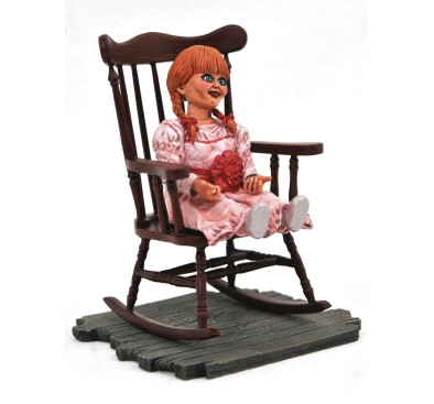 The Conjuring Universe Horror Movie Gallery PVC Statue Annabelle 23 cm