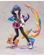 The Idolmaster Shiny Colors PVC Statue 1/8 Rinze Morino Brave Hero Ver. 19 cm