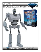 The Iron Giant Deluxe Action Figure Box Set Iron Giant SDCC 2020 Exclusive