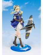 The Kotobuki Squadron in The Wilderness FiguartsZERO PVC Statue Enma 18 cm