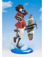 The Kotobuki Squadron in The Wilderness FiguartsZERO PVC Statue Kirie 17 cm