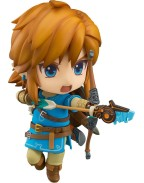 The Legend of Zelda Breath of the Wild Nendoroid Action Figure Link 10 cm