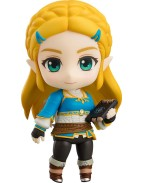 The Legend of Zelda Breath of the Wild Nendoroid Action Figure Zelda Breath of the Wild Ver. 10 cm