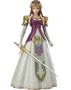 The Legend of Zelda Twilight Princess Figma Action Figure Zelda 14 cm