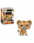 The Lion King (2019) POP! Disney Vinyl Figure Simba 9 cm