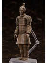 The Table Museum -Annex- Figma Action Figure Terracotta Army - Terracotta Soldier 15 cm