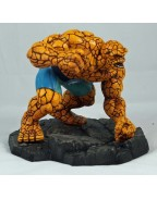 The Thing Marvel Heroes 2006 Corgi Limited Edition 1:12 Scale Metal Statue