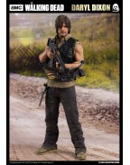 The Walking Dead Action Figure 1/6 Daryl Dixon 30 cm